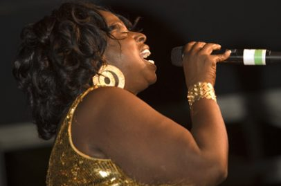 Angie Stone. Photo Credit: Tom Ehrlich