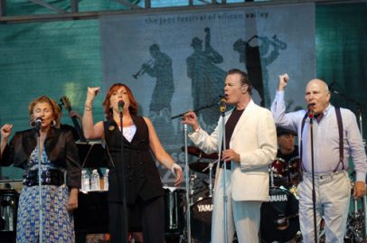 The Manhattan Transfer. Photo Credit: Michael Shea