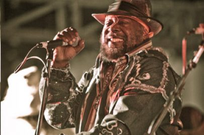 George Clinton. Photo Credit: Jérôme Brunet