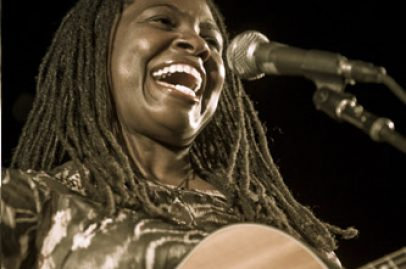 Ruthie Foster. Photo Credit: Jérôme Brunet