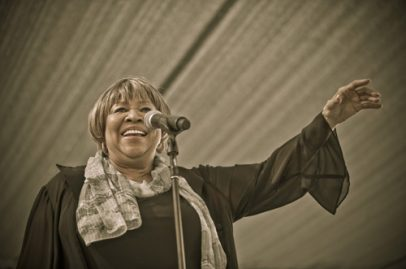 Mavis Staples. Photo Credit: Jérôme Brunet