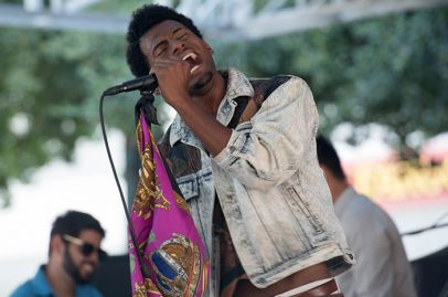 Con Brio on Main Stage. Photo credit: James Knox