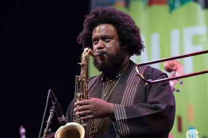 Kamasi Washington & The Next Step on Main Stage. Photo credit: James Knox