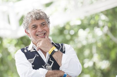 Monty Alexander and the Harlem-Kingston Express on Main Stage. Photo credit: Daniel Garcia
